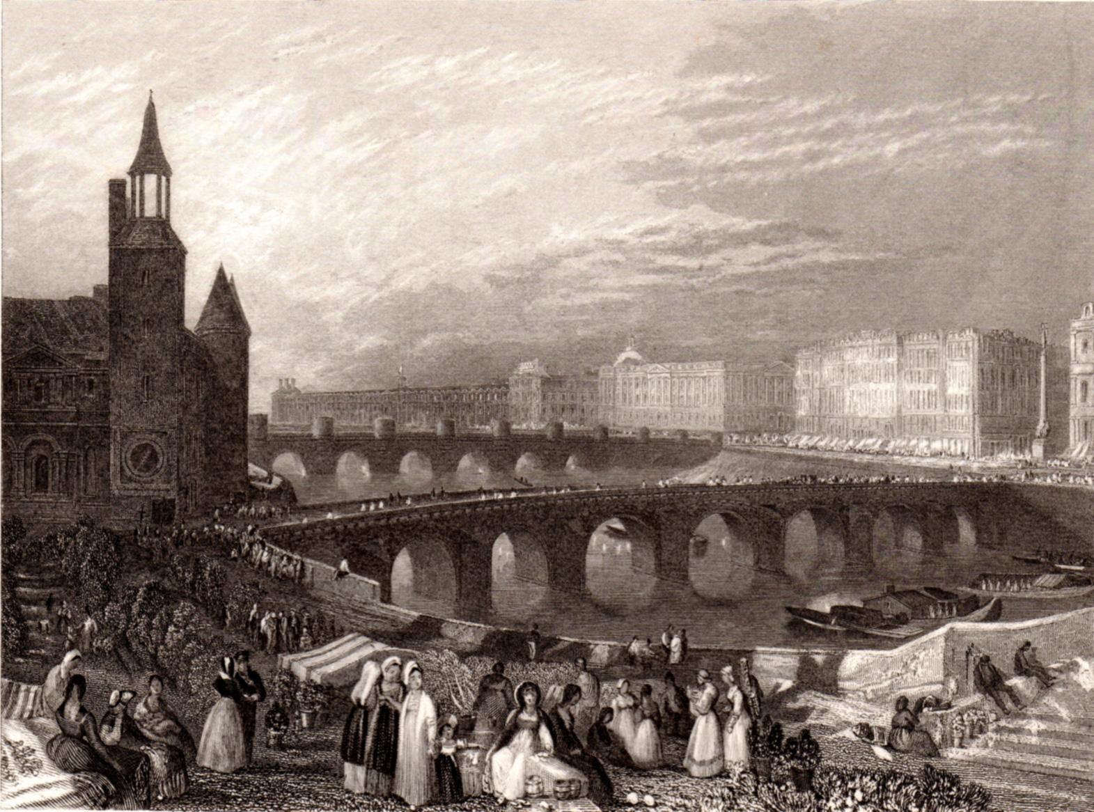 Turner, J.M.W. / Rivers of France