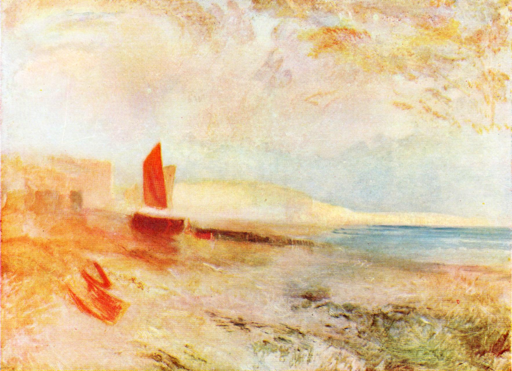Turner, J.M.W. / later color prints