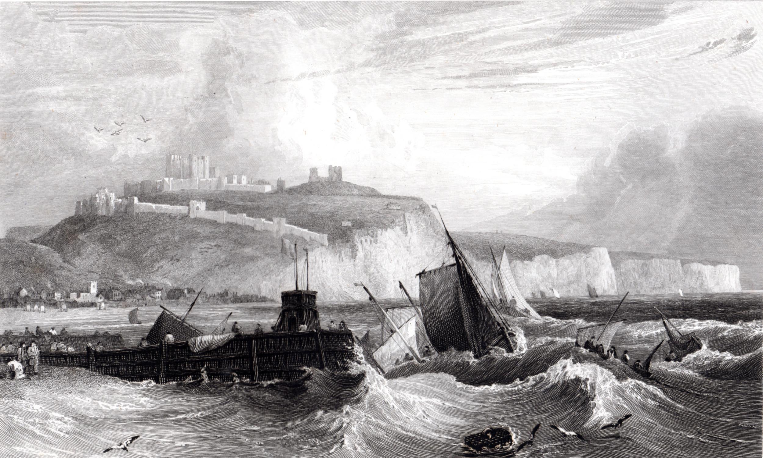 Turner, J.M.W. / Southern Coast of England