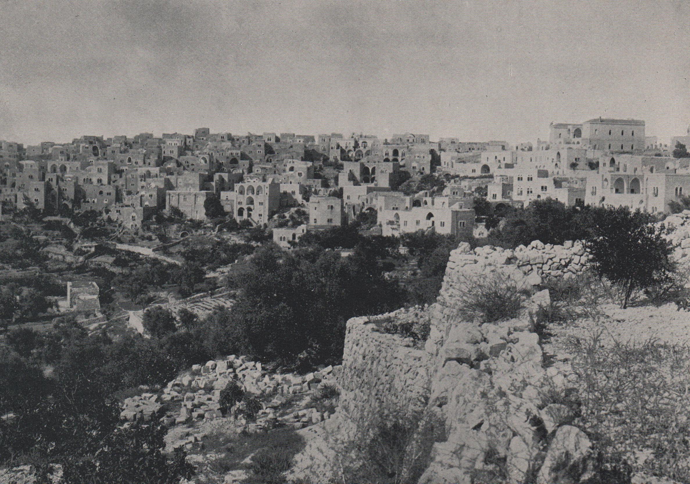 Antique photo-engravings of Palestine, Syria & Turkey