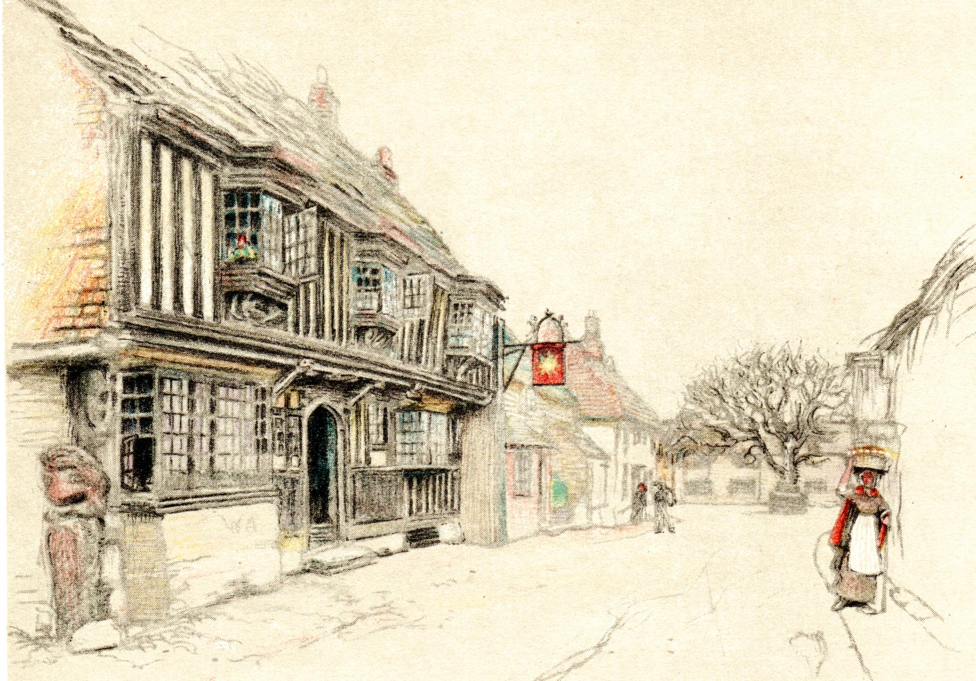 Aldin, Cecil – Old Inns
