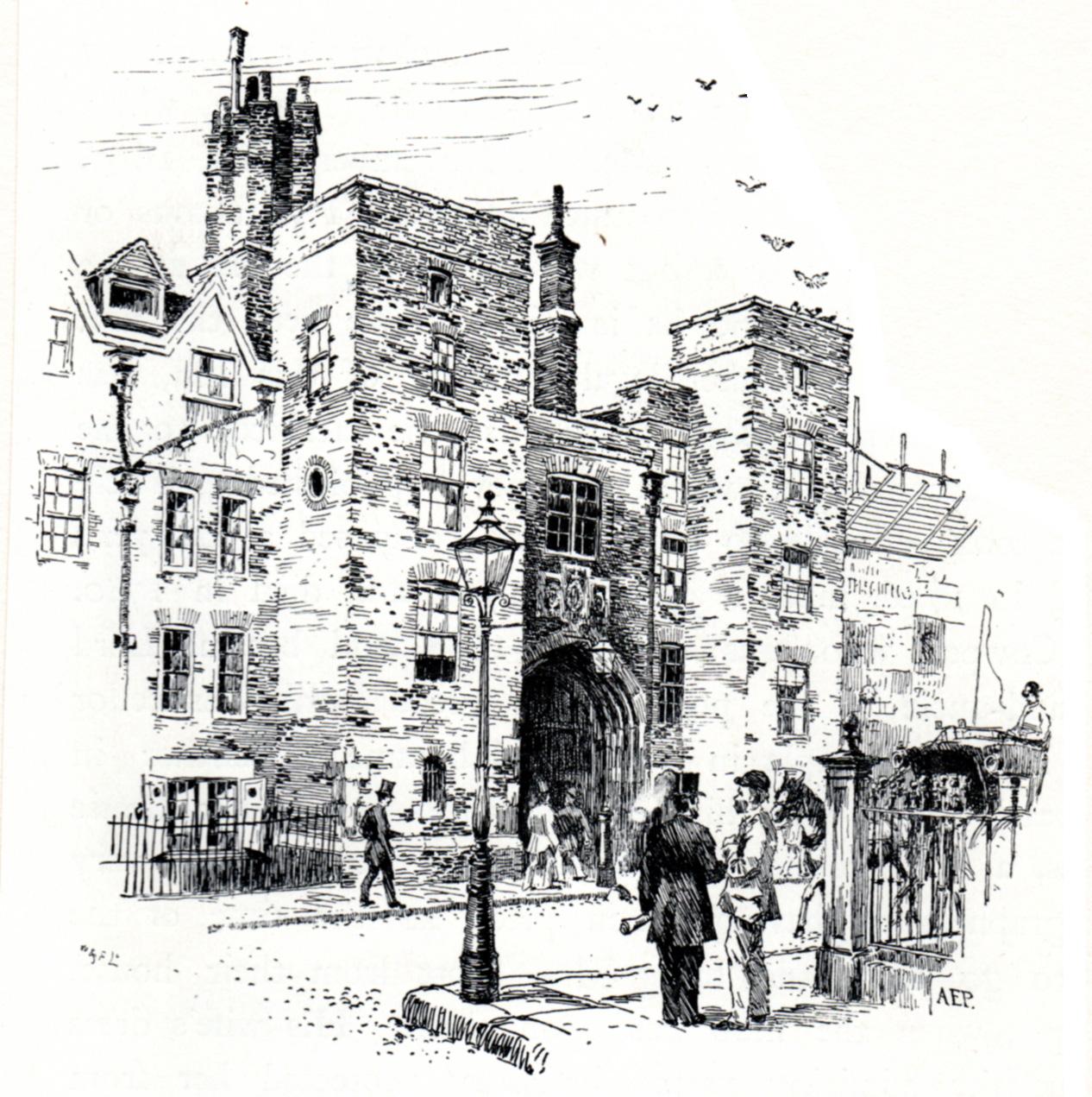 Inns of Court & Chancery