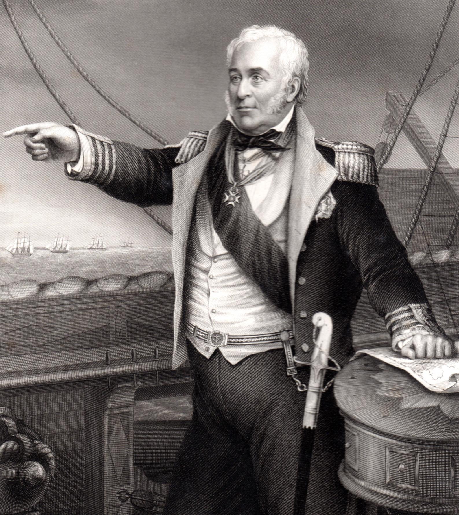 Miscellaneous Admirals, Captains, etc.