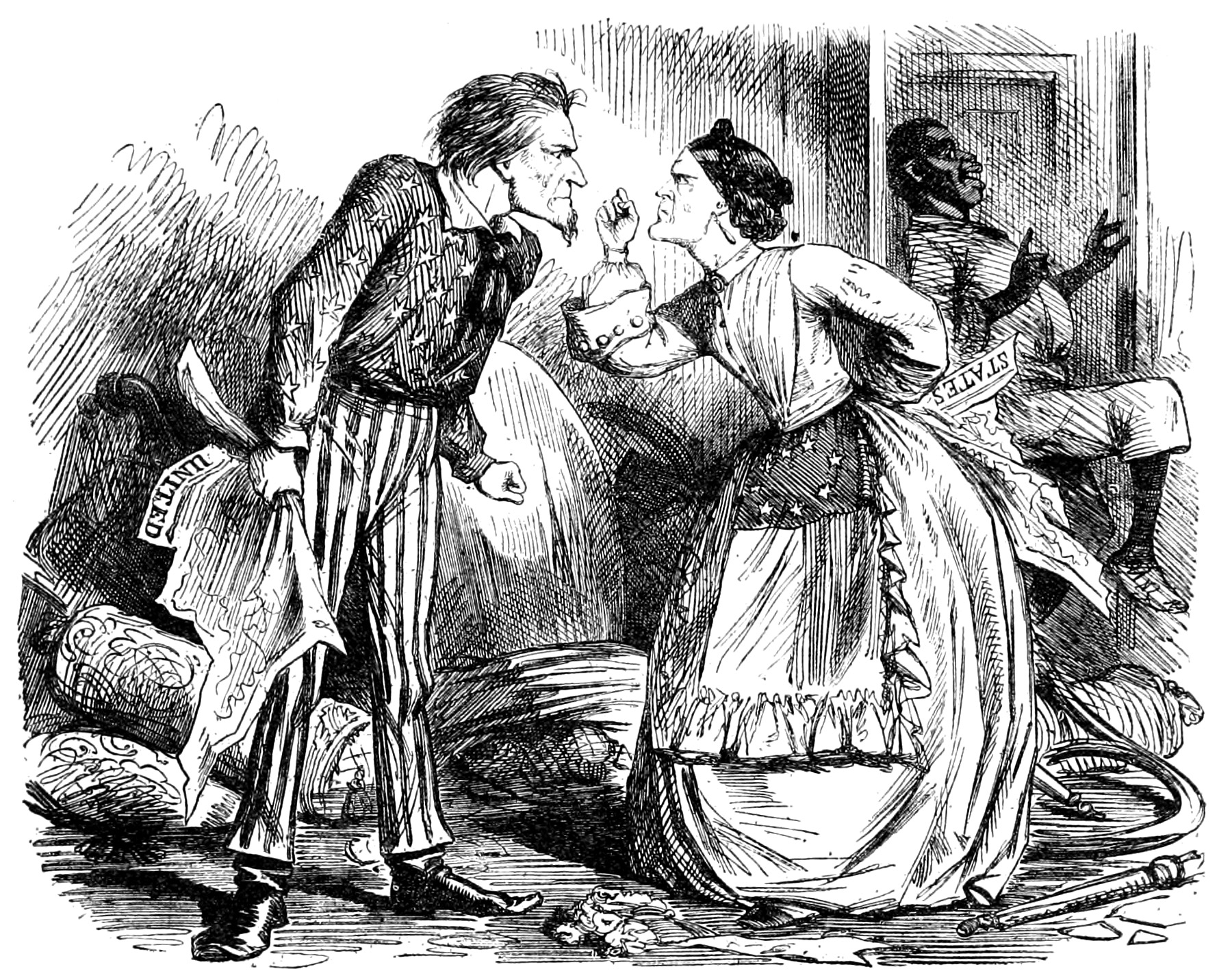 Punch, or the London Charivari (1840s-1935)