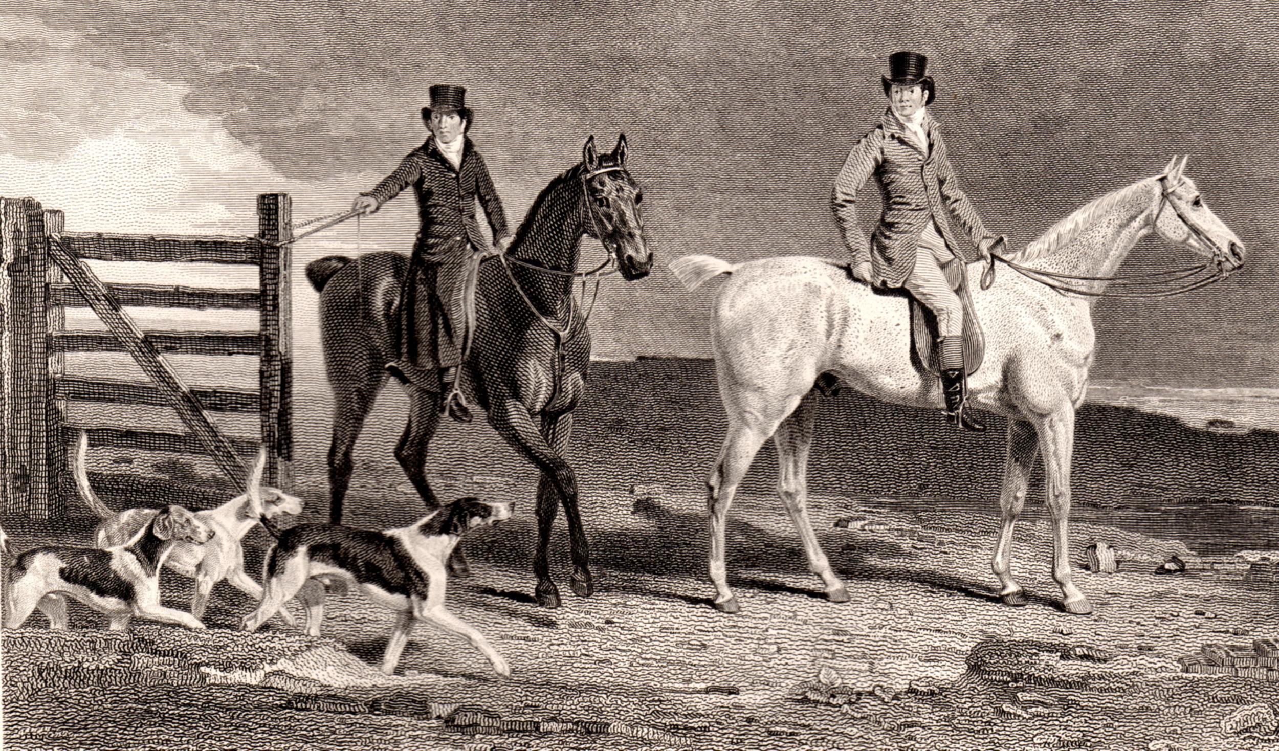 Scott, John / The Sportsman's Repository (1845)
