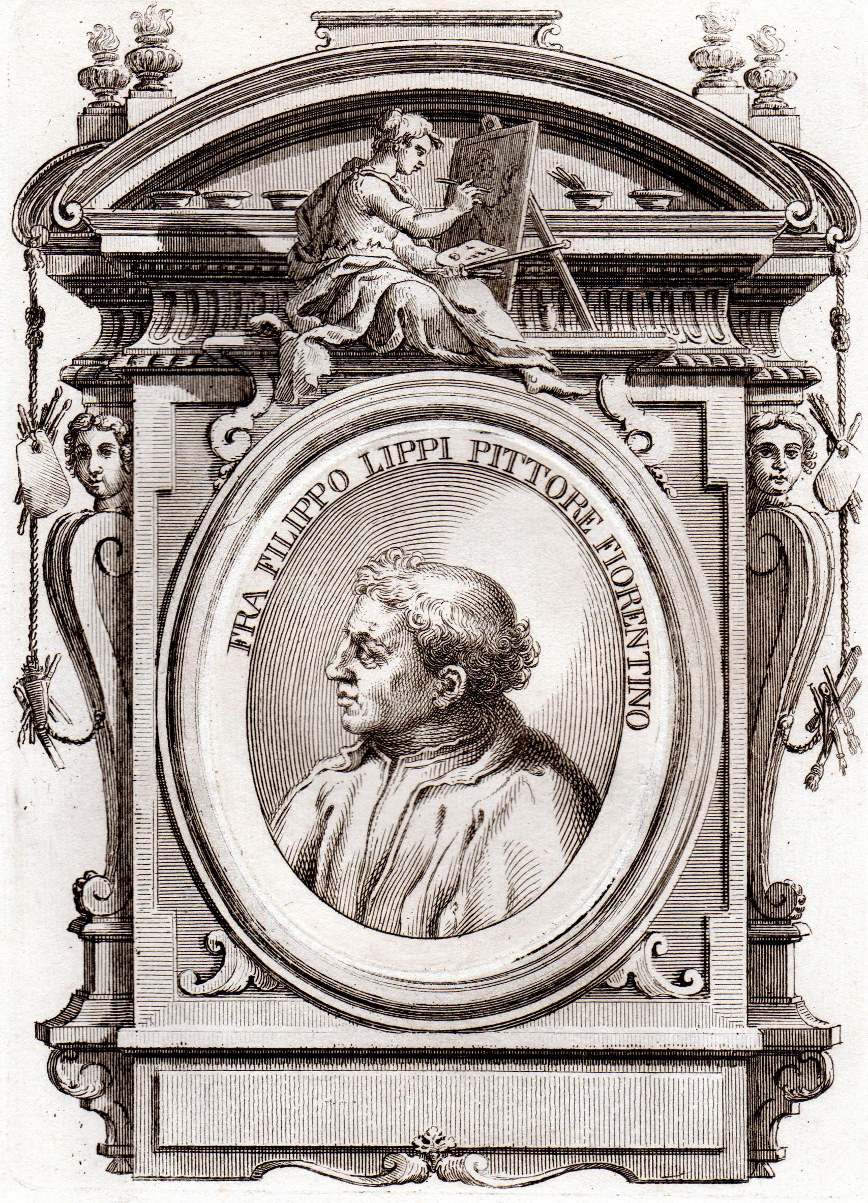 Vite de' più eccellenti Architetti, Pittori, et Scultori Italiani(The Lives of the Most Excellent Painters, Sculptors and Architects of Italy)   (unknown edition, circa 1791-1811)