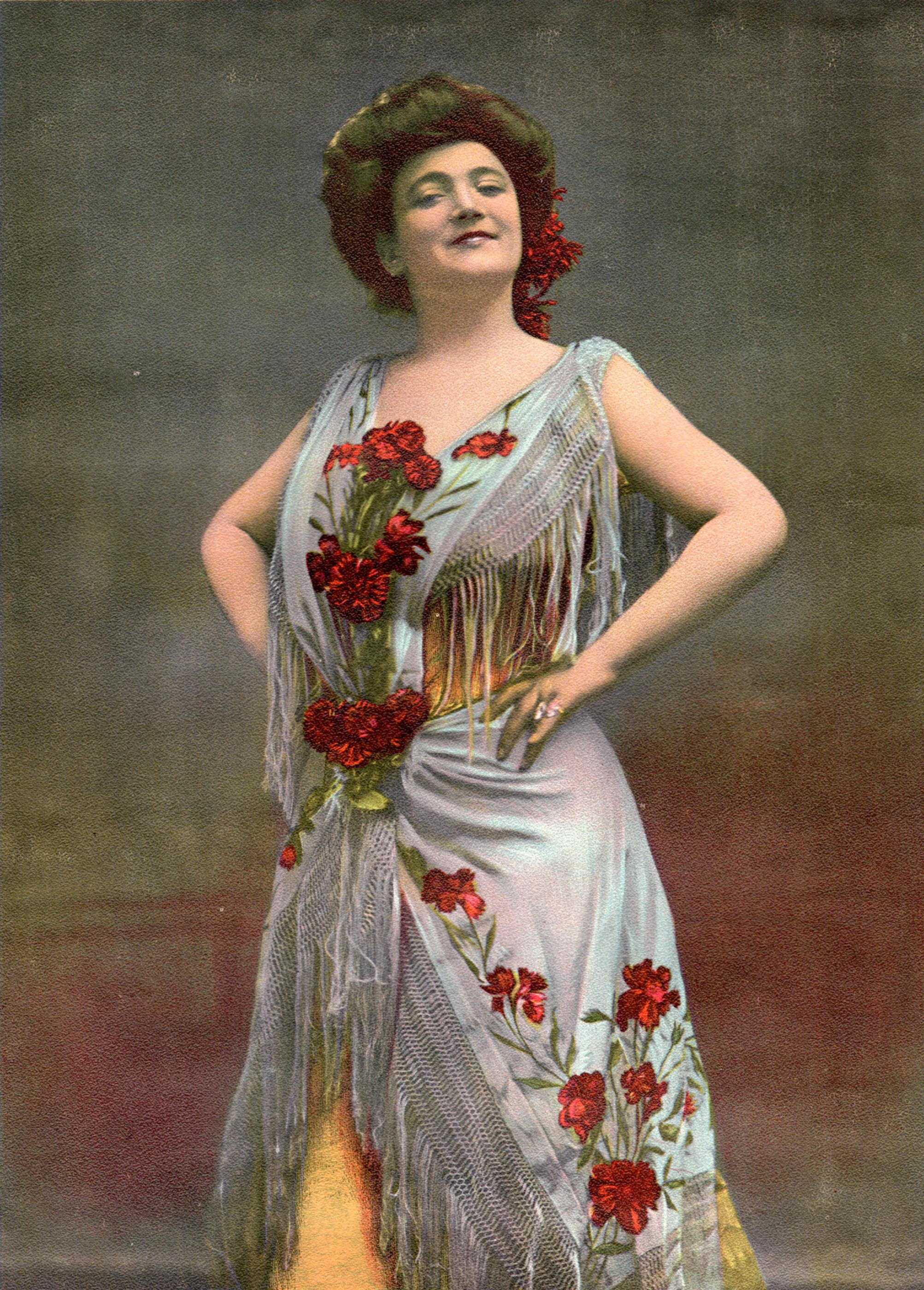 Opera and Theatre Stars (circa 1890-1900)