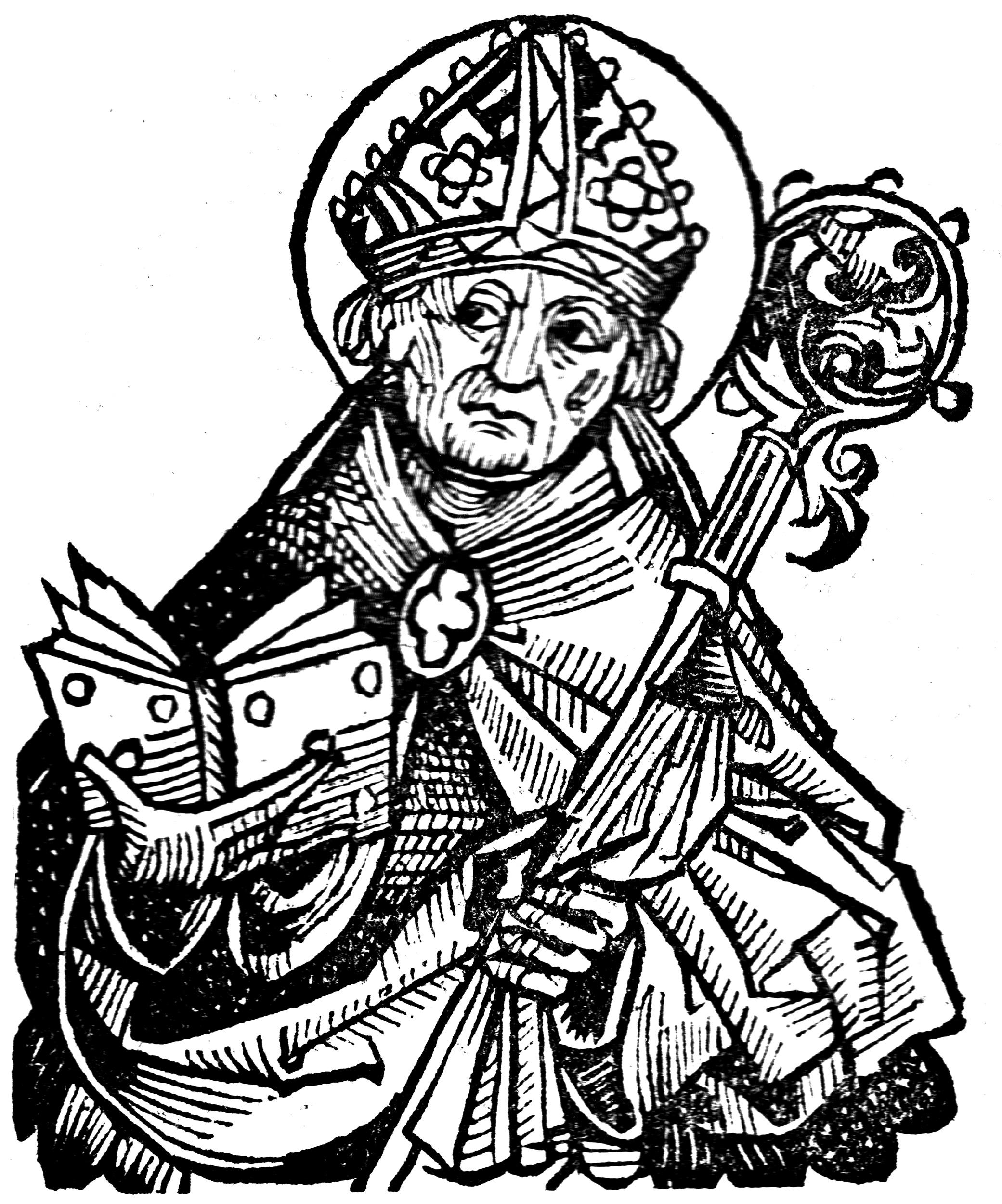 The Nuremberg Chronicle (1493)