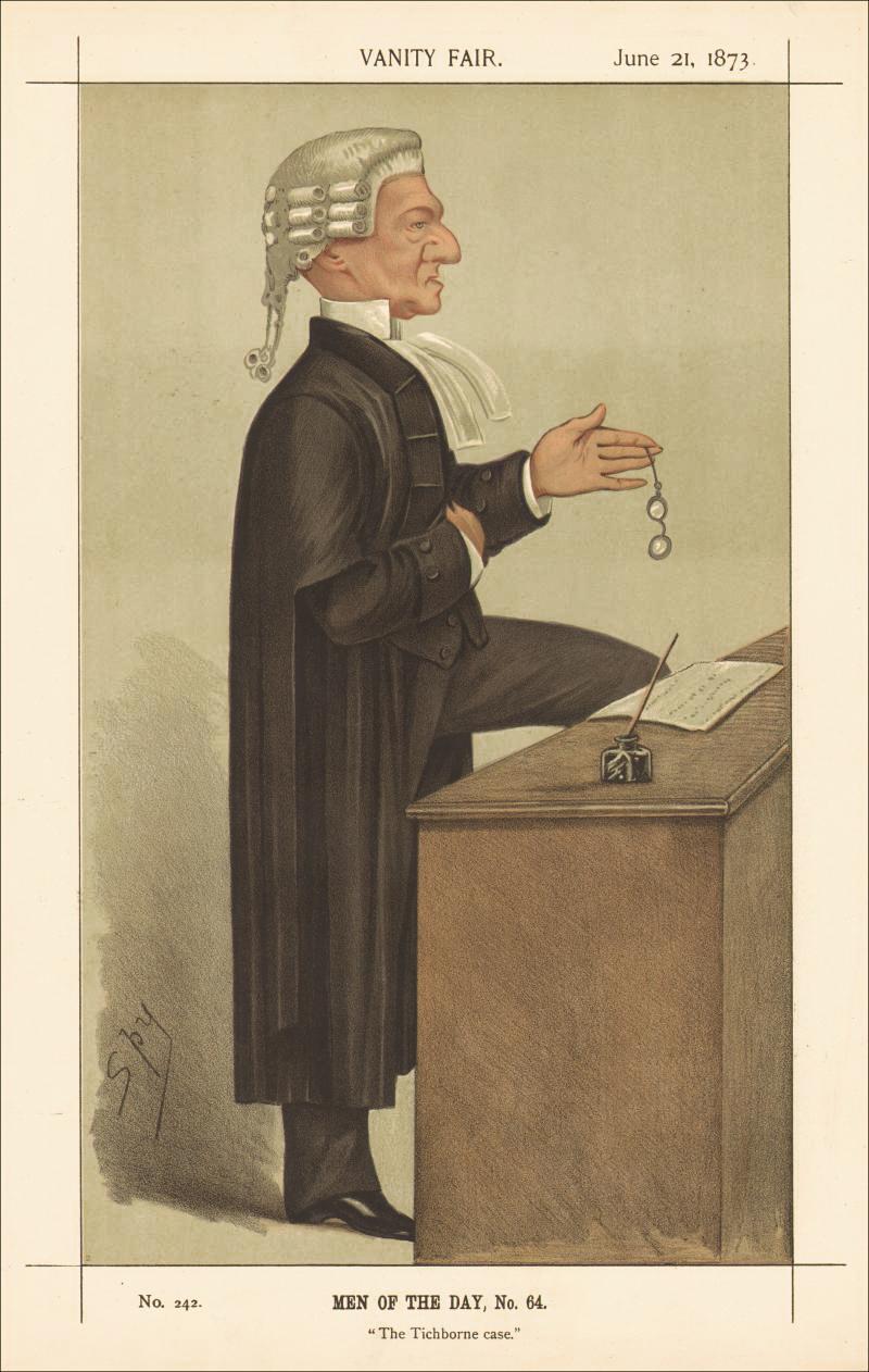 """Vanity Fair """"Spy"""" Prints (1869-1914)"""