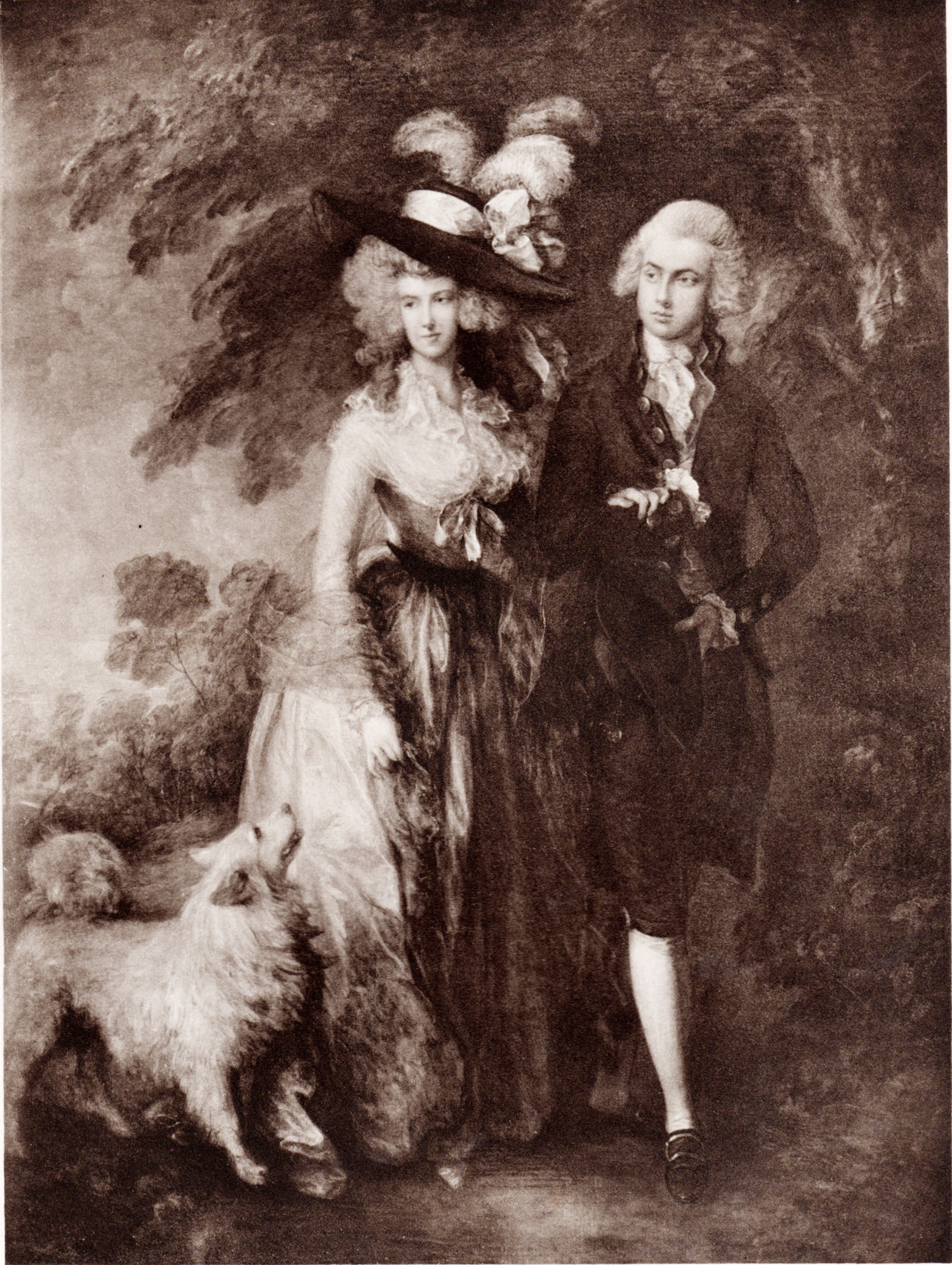 Gainsborough and His Place in English Art – Sir Walter Armstrong (1899)