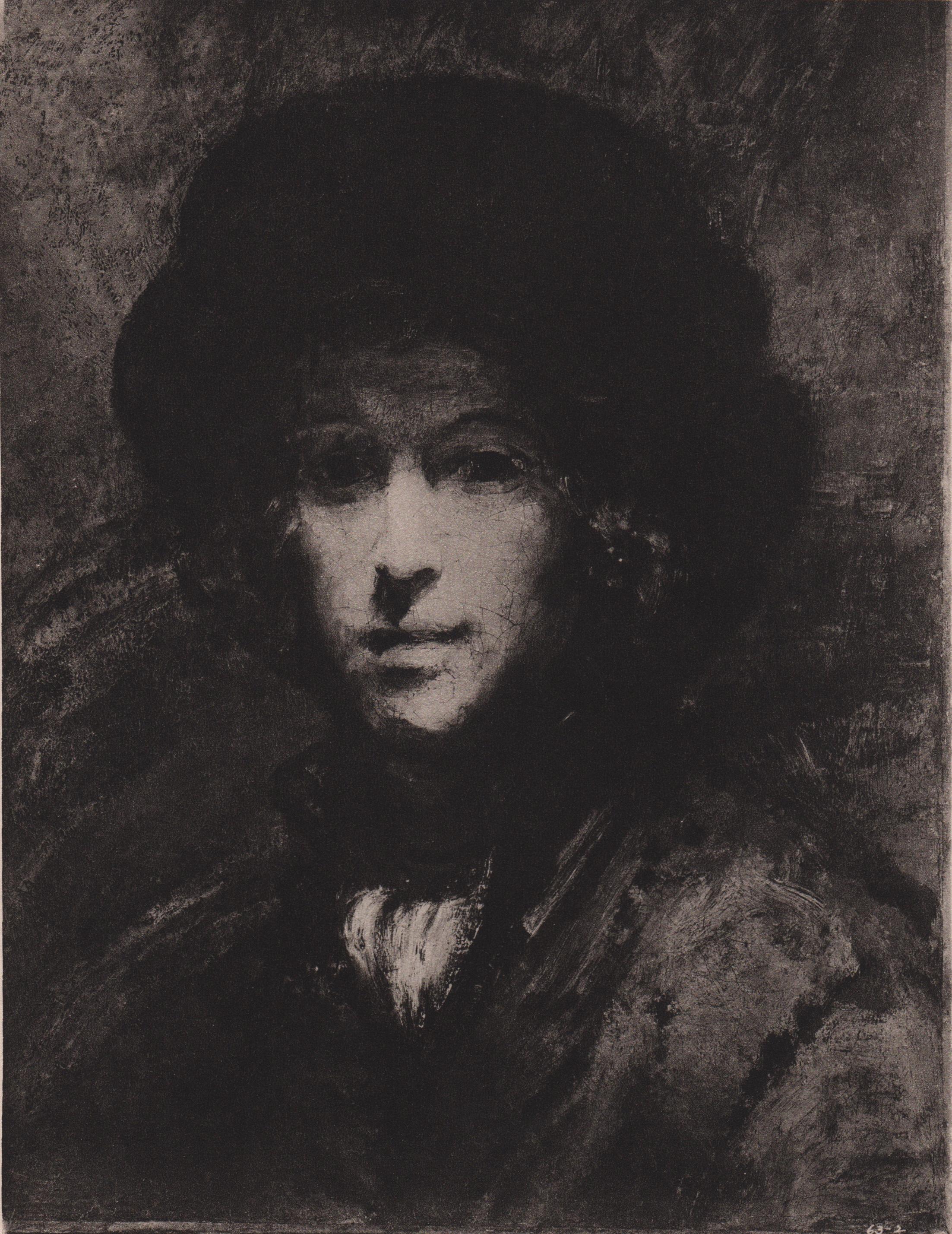 Rembrandt prints (unidentified source, circa 1890-1900)