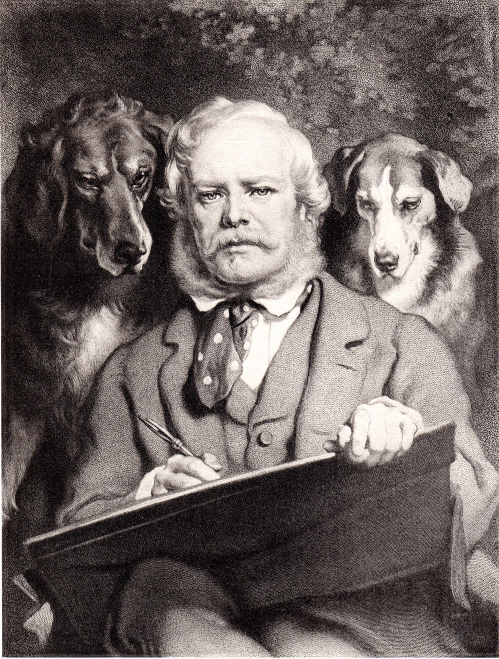 Engravings from Landseer (1882)