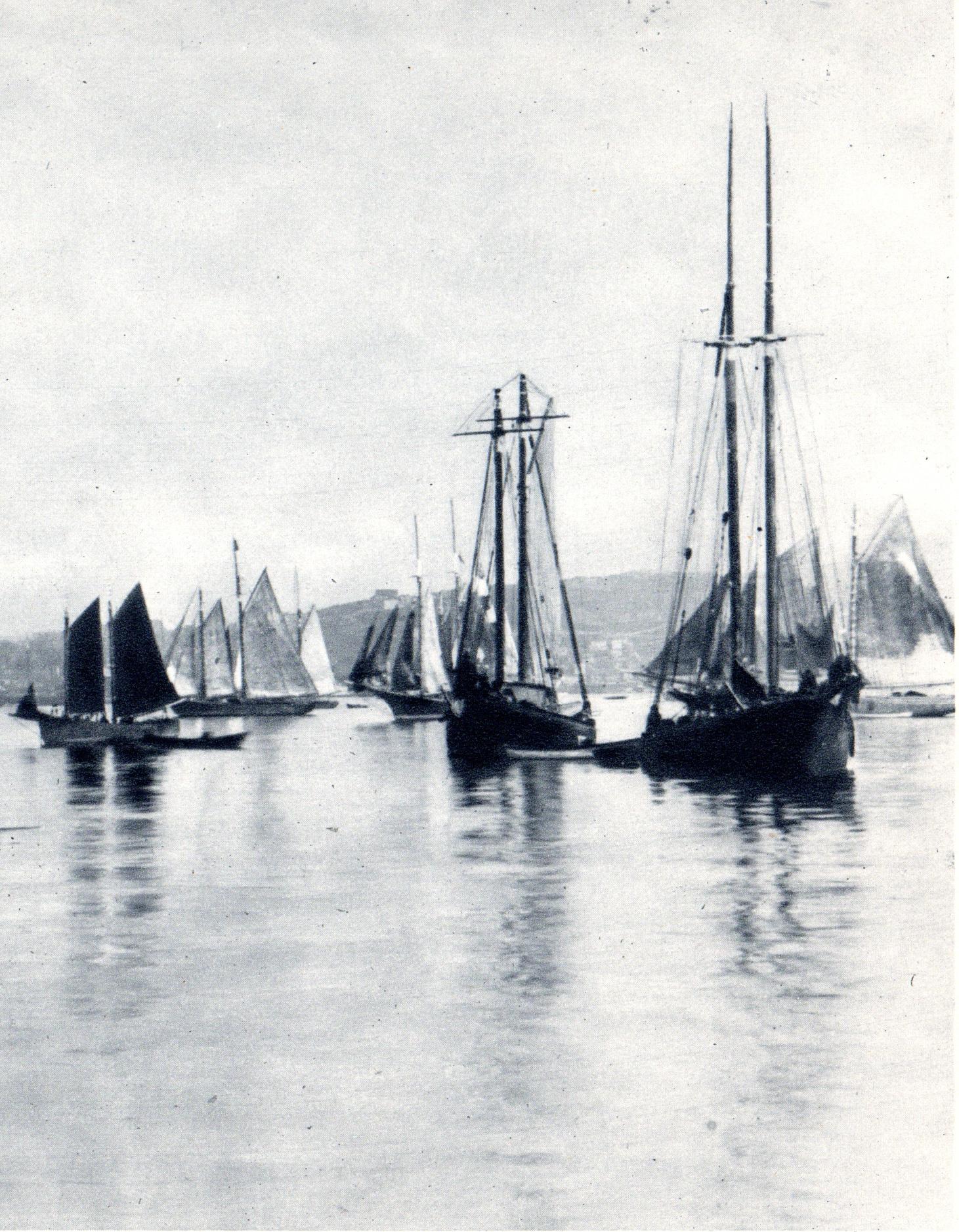 Newfoundland, Canada  (circa 1940 photogravures)