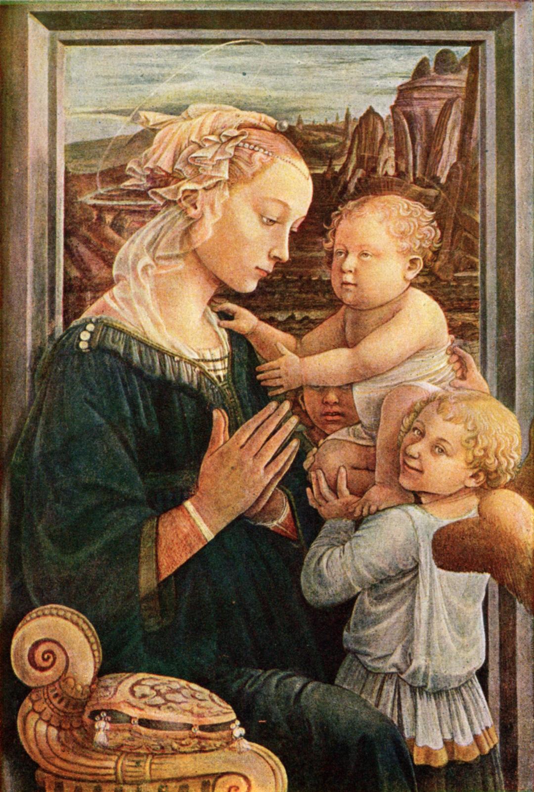 Italian Masterpieces (circa 1900)