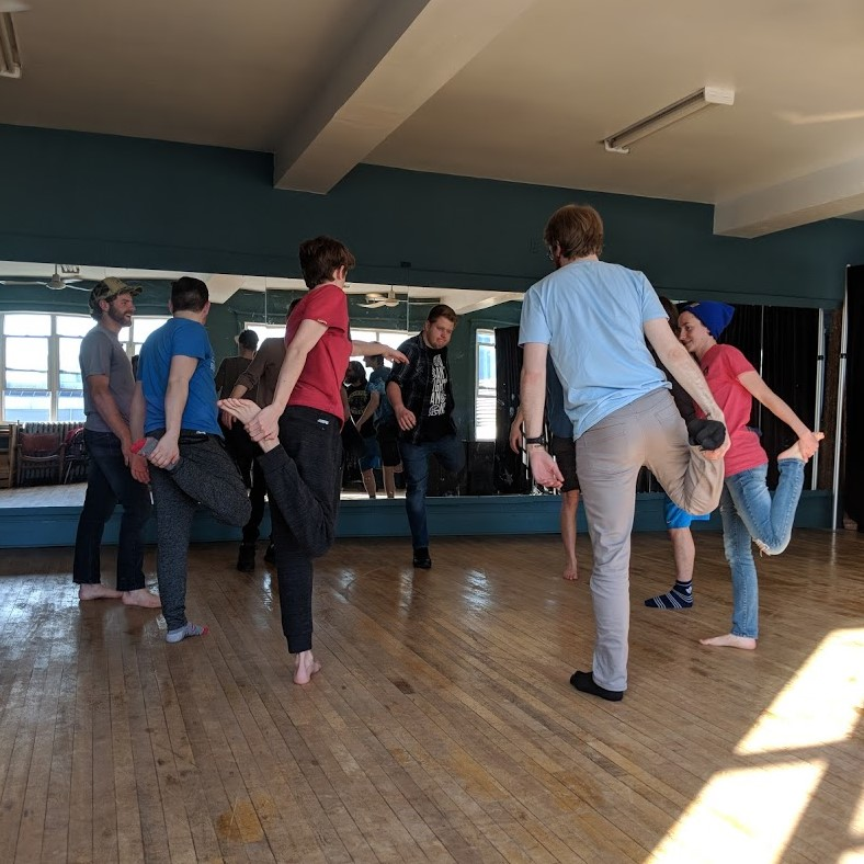 Join a Class - Improv is about fun, acceptance, and building our interpersonal skills. Join a class to try it!
