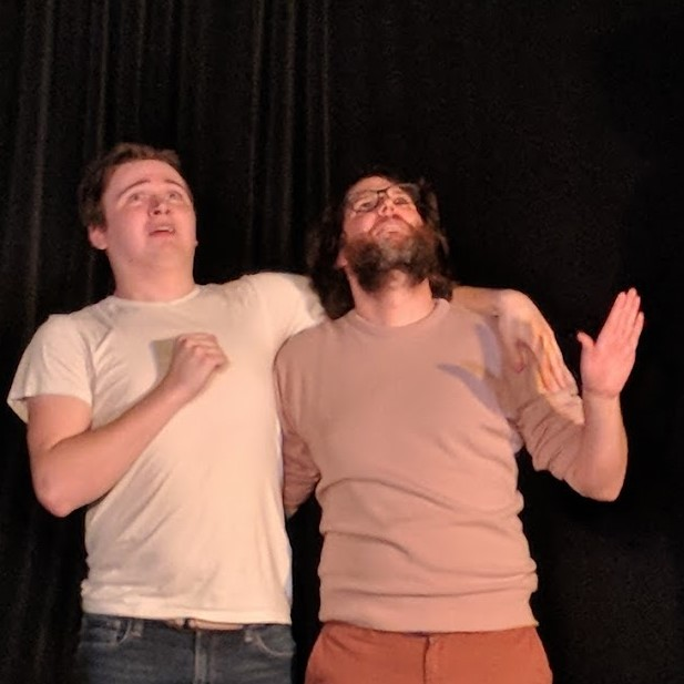Upcoming Shows - We perform monthly improv comedy at Suitcase in Point Theatre, downtown St Catharines.
