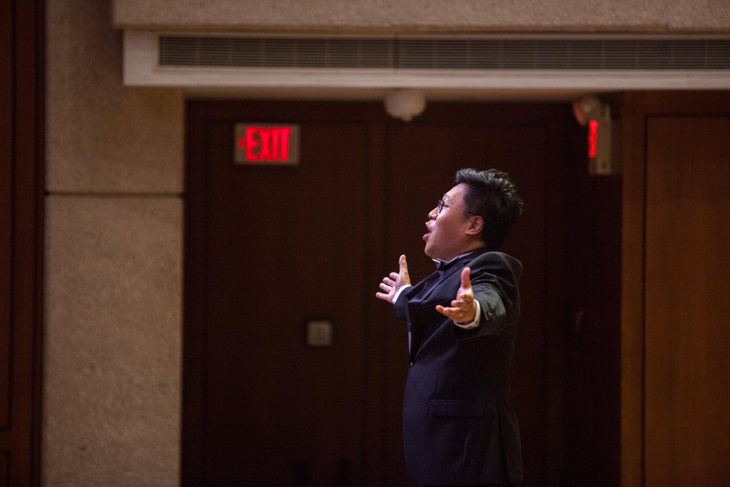 Soonchan Kwon, tenor