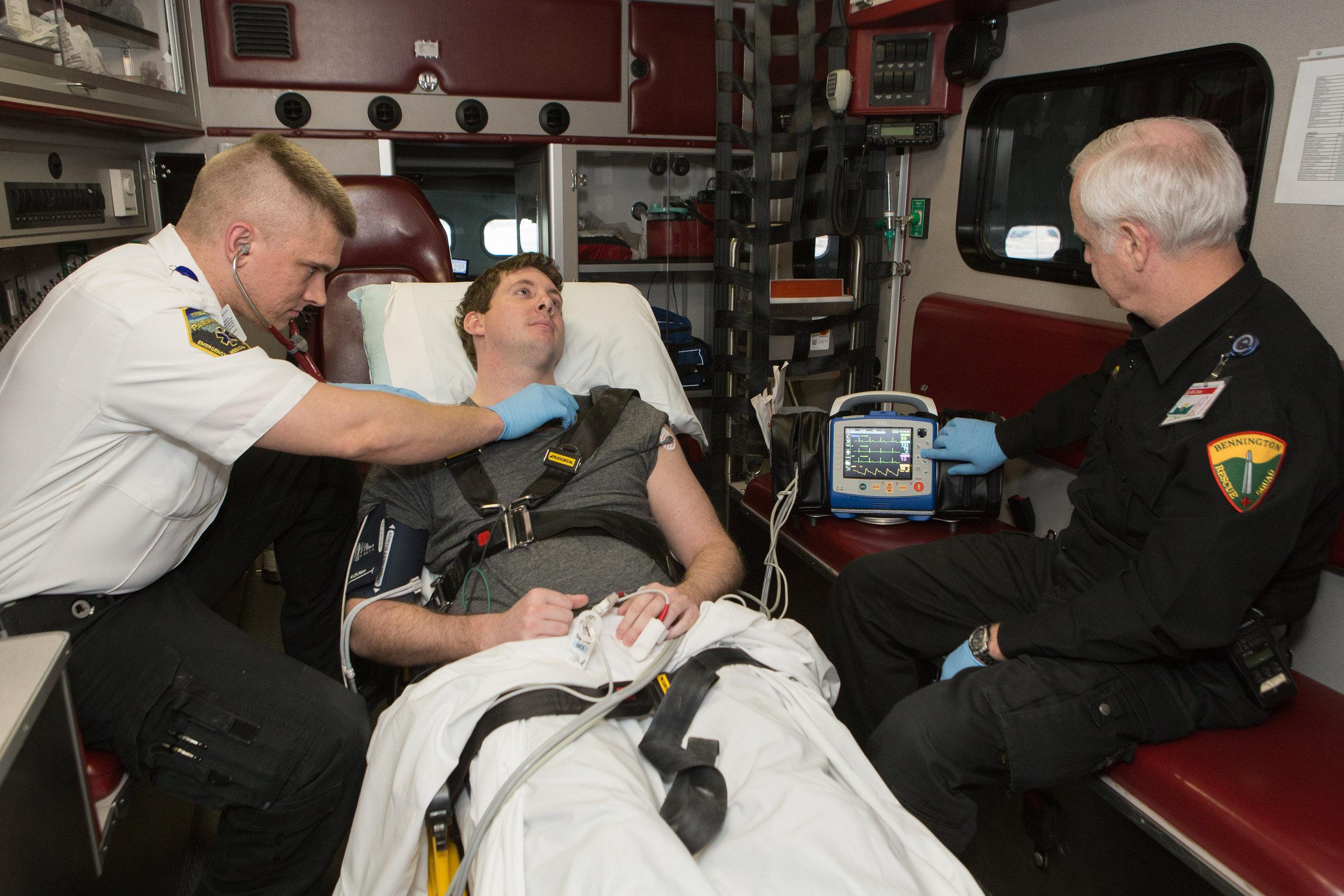 help us help you! - we need to replace life saving equipment