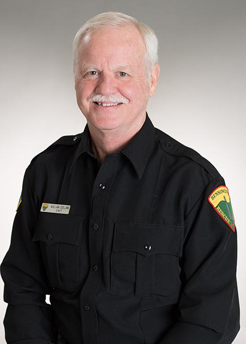 Bill Collins, EMT