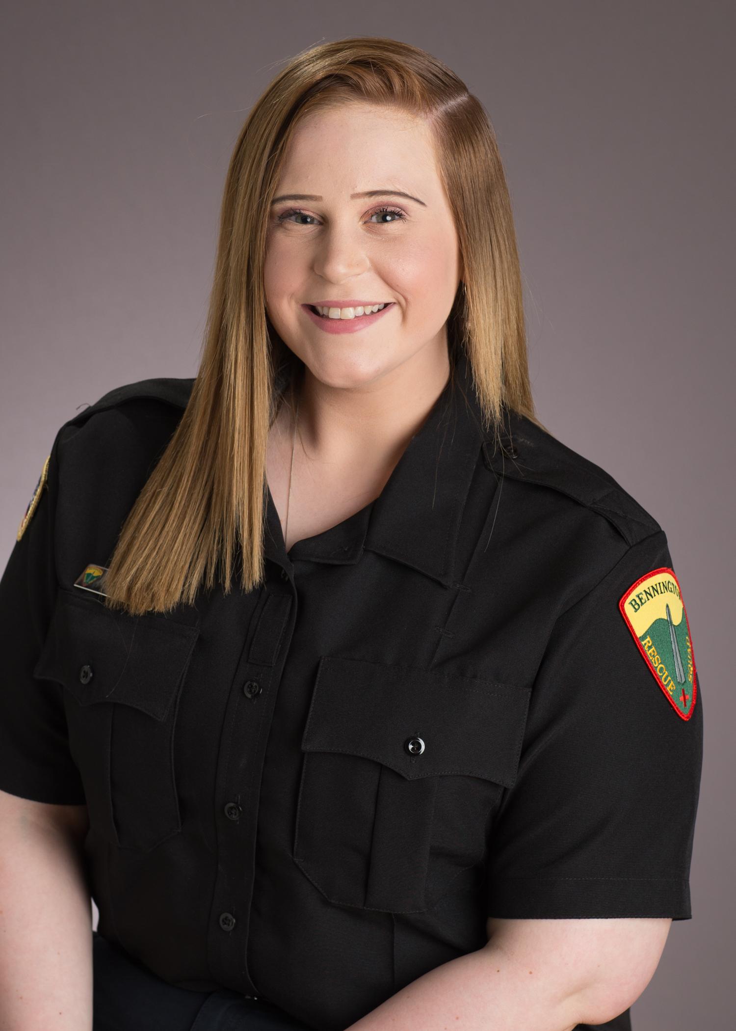 Anne Jackson, Apprentice EMT