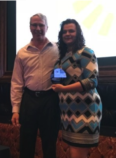 - Beata Miller was named the NEPPA Multi-Line Rep of the Year at the NEPPA pre-show party on April 9, 2018. Congratulations Beata!