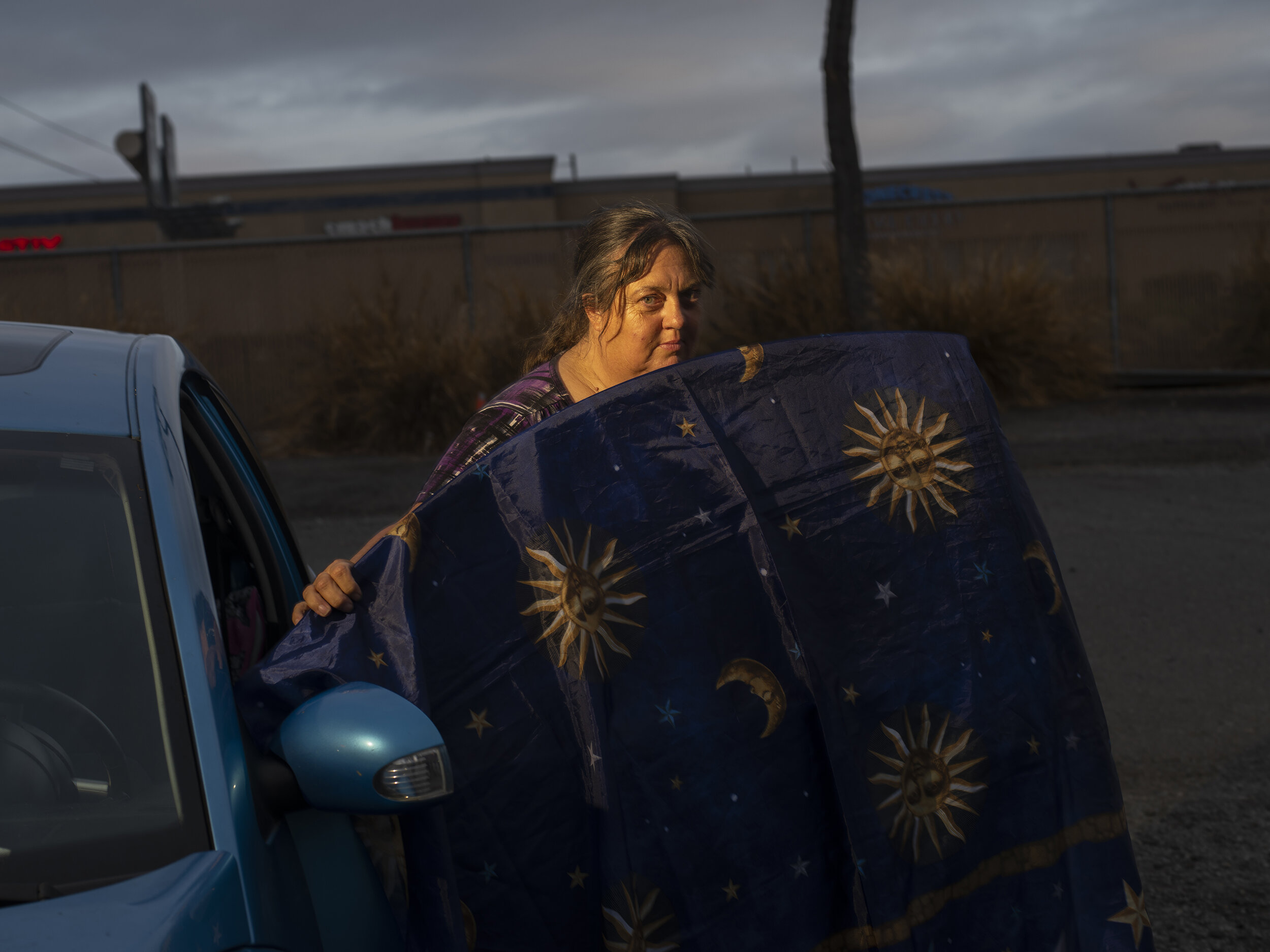 Living in Cars for National Geographic