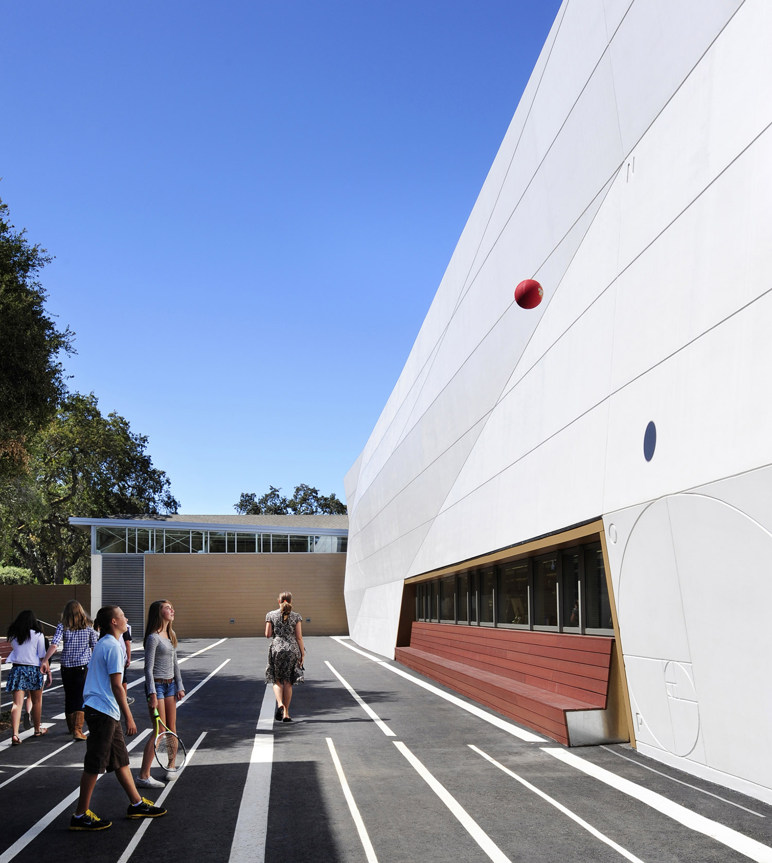 MENLO SCHOOL ATHLETIC CENTER