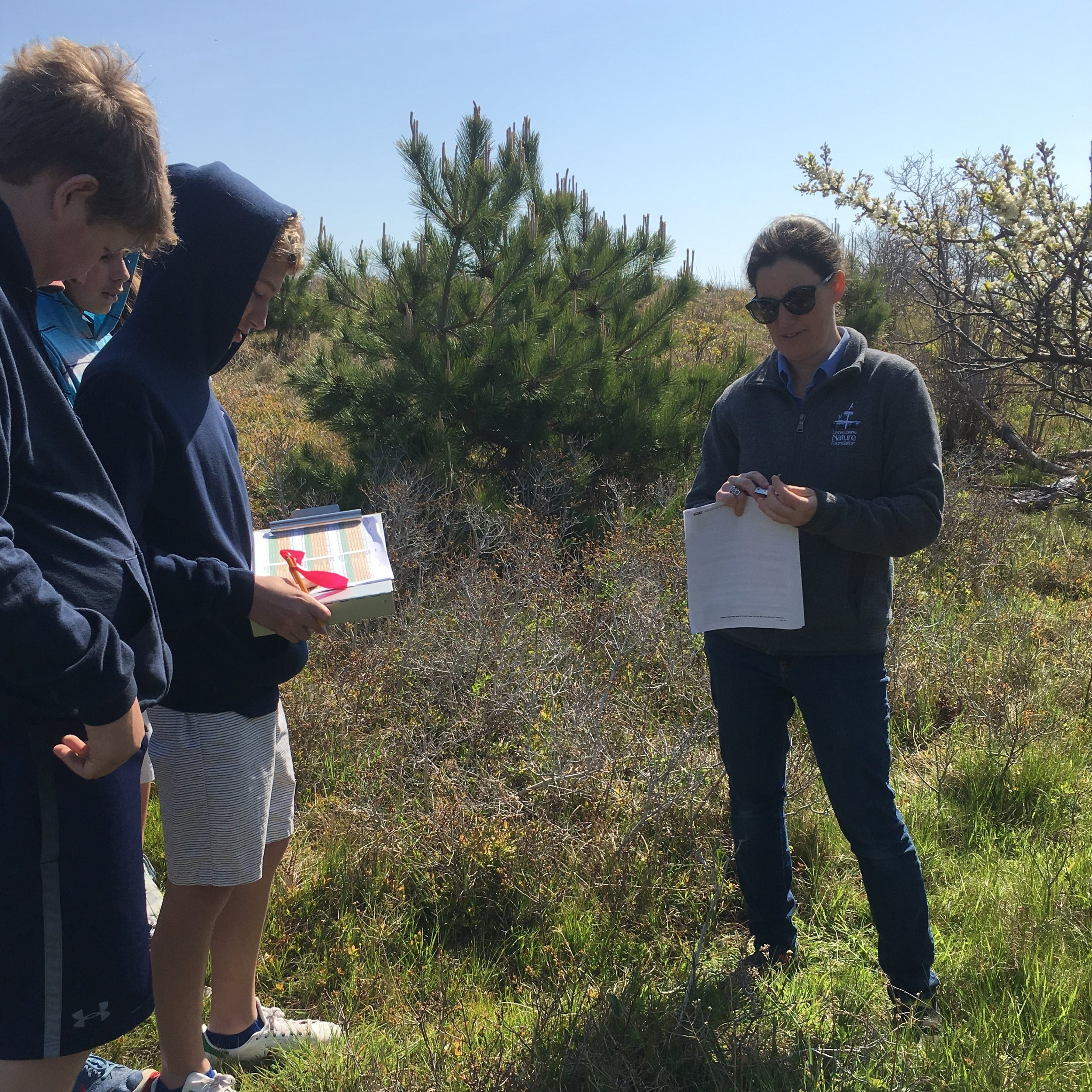 Citizen Science - Want to get involved with research and assist with data collection? We have several opportunities!Explore the Projects →