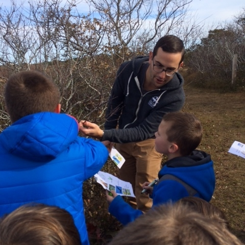 Field Trips - LLNF partners with schools and community organizations to offer its property as a site for field trips.More Info on Trip Options →