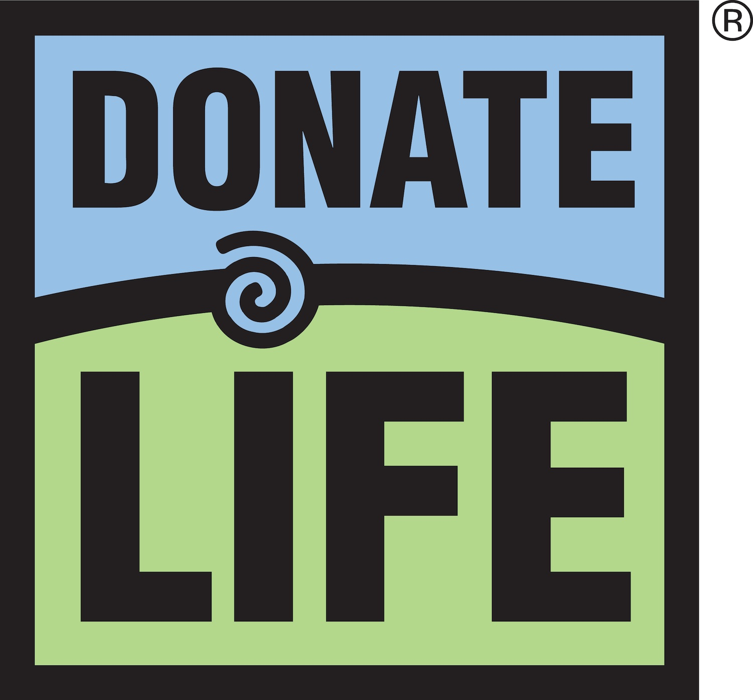 Donate Life℠ - Donate Life America is a 501(c)3 nonprofit organization leading its national partners and Donate Life State Teams to increase the number of donated organs, eyes and tissue available to save and heal lives through transplantation while developing a culture where donation is embraced as a fundamental human responsibility.Donate Life℠ is the national brand for the cause of donation; motivates the public to register as organ, eye and tissue donors; provides education about living donation; manages the National Donate Life Registry at RegisterMe.org. Over the past 25 years, Donate Life America and the Donate Life Community have registered nearly 138 Million organ, eye and tissue donors in the United States – more than 56% of the adult population. Learn more at Donate Life.