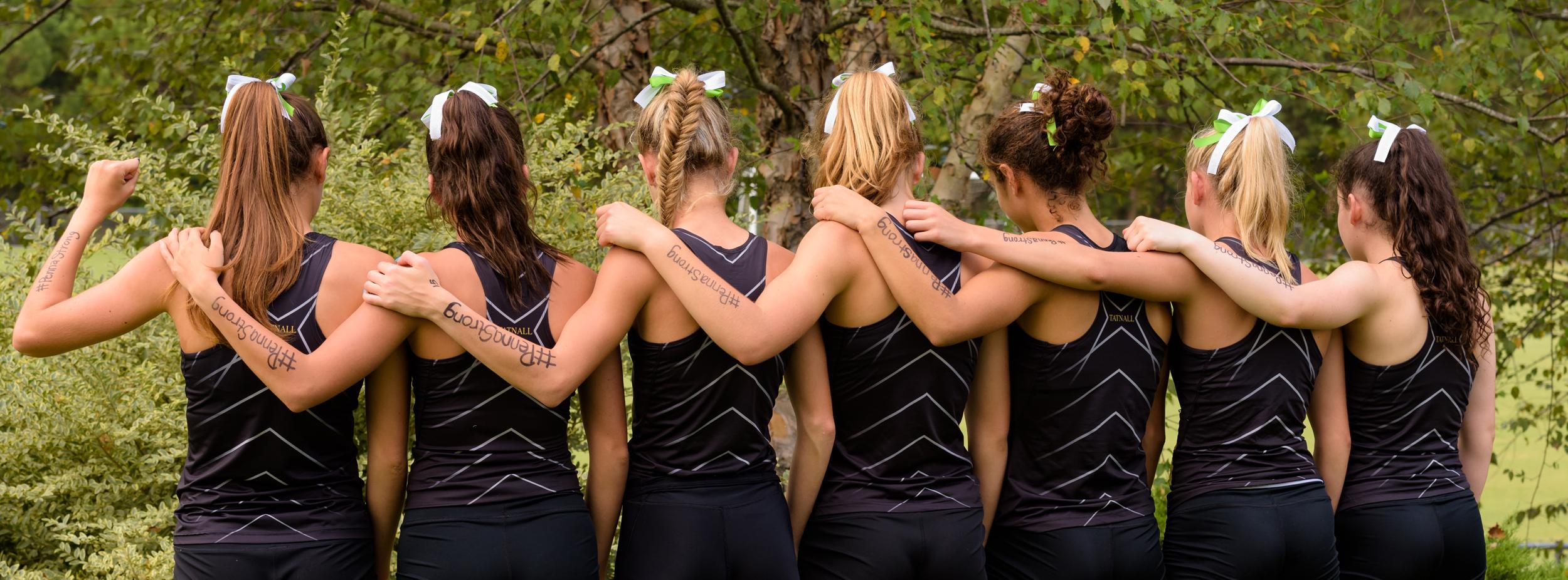Tatnall Cross Country Team
