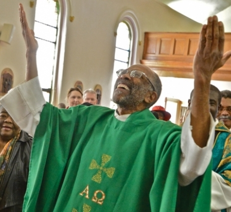 Msgr. Ray East