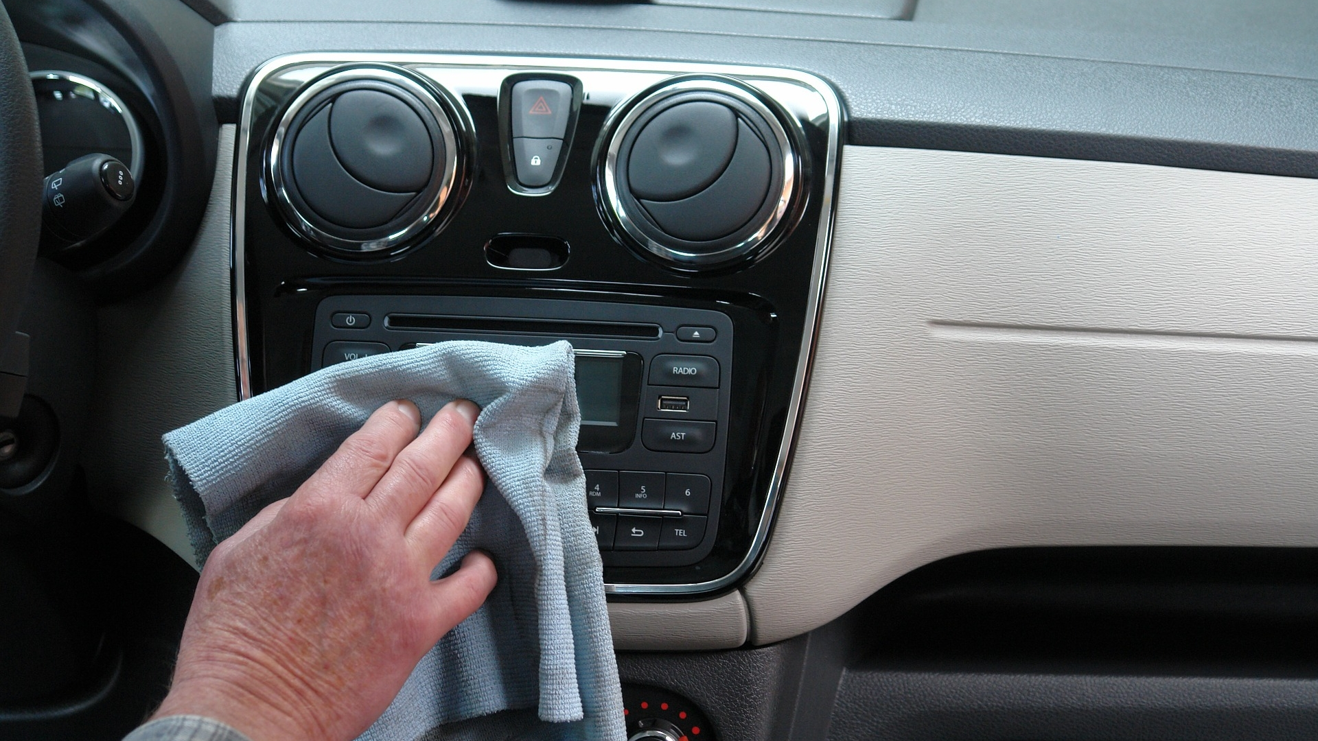 How to keep your car clean.