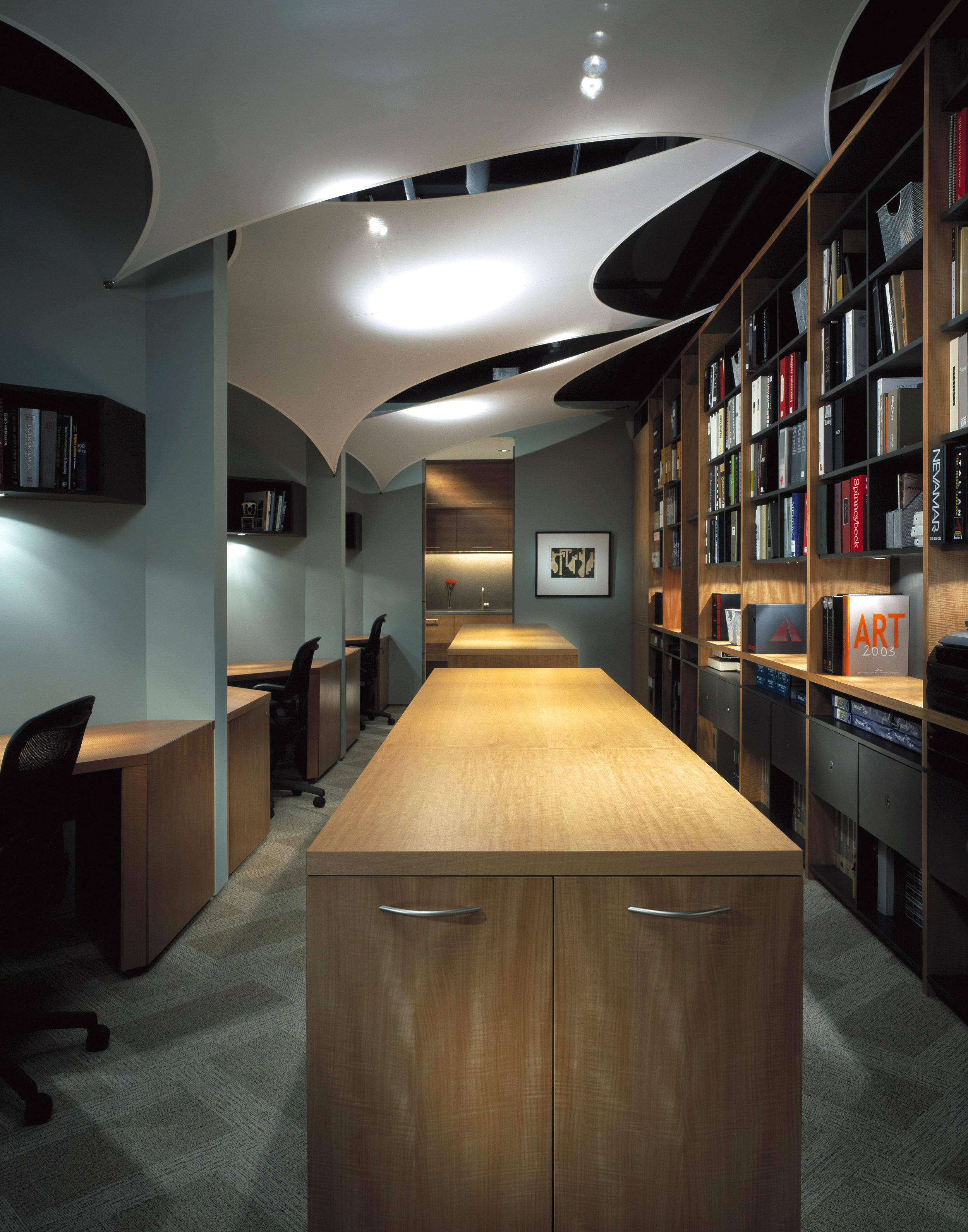 Interior Design Network Office