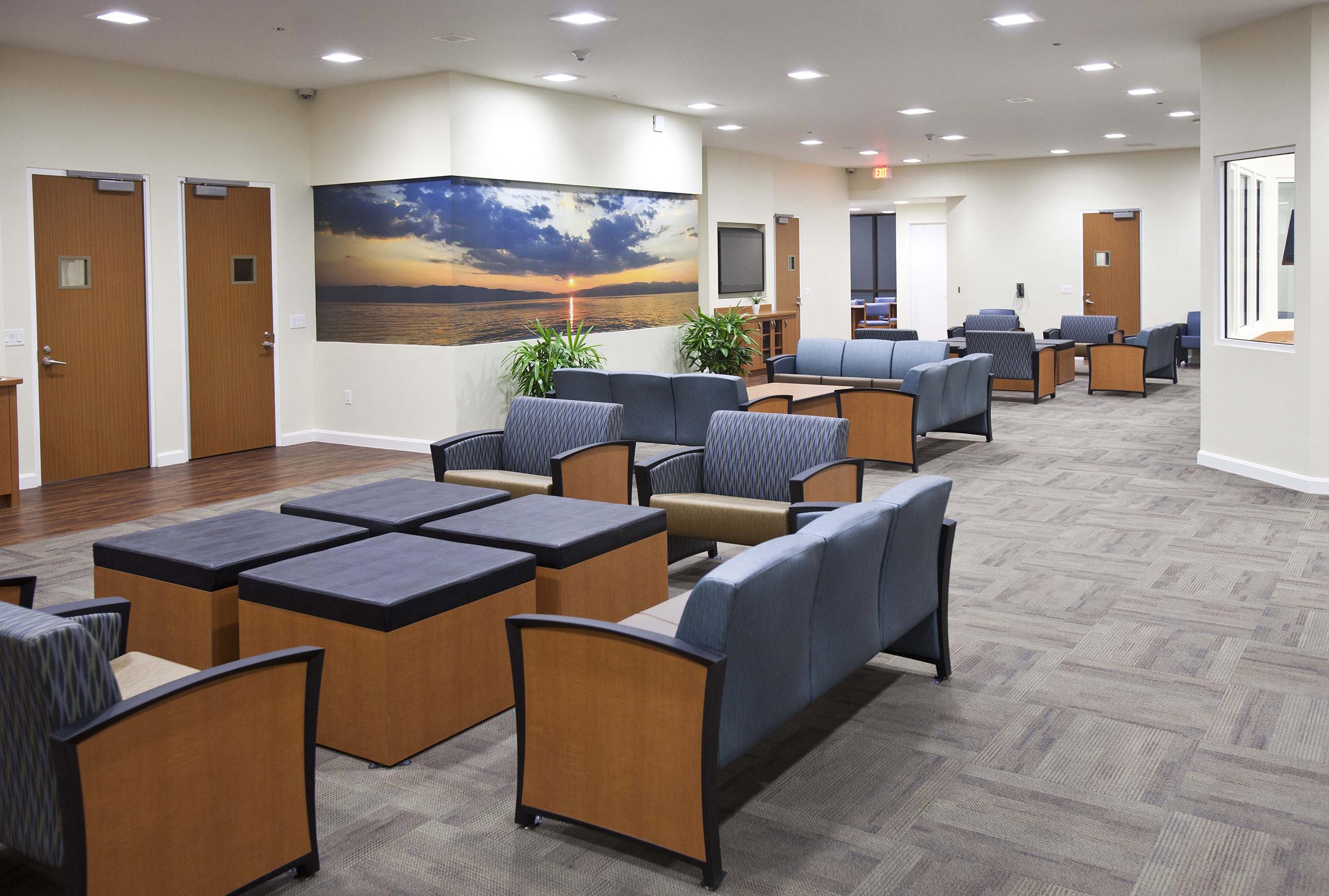 David Lawrence Center Crisis Unit