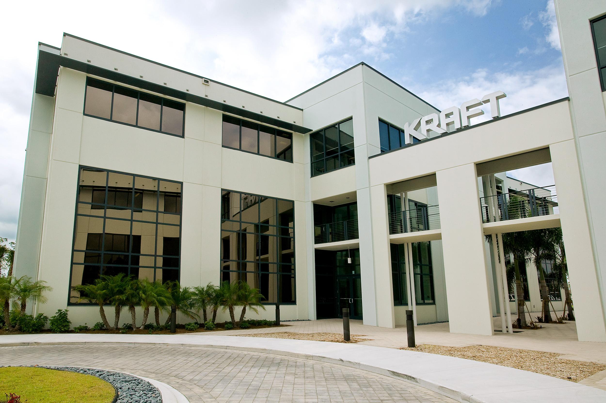 Kraft Construction Headquarters