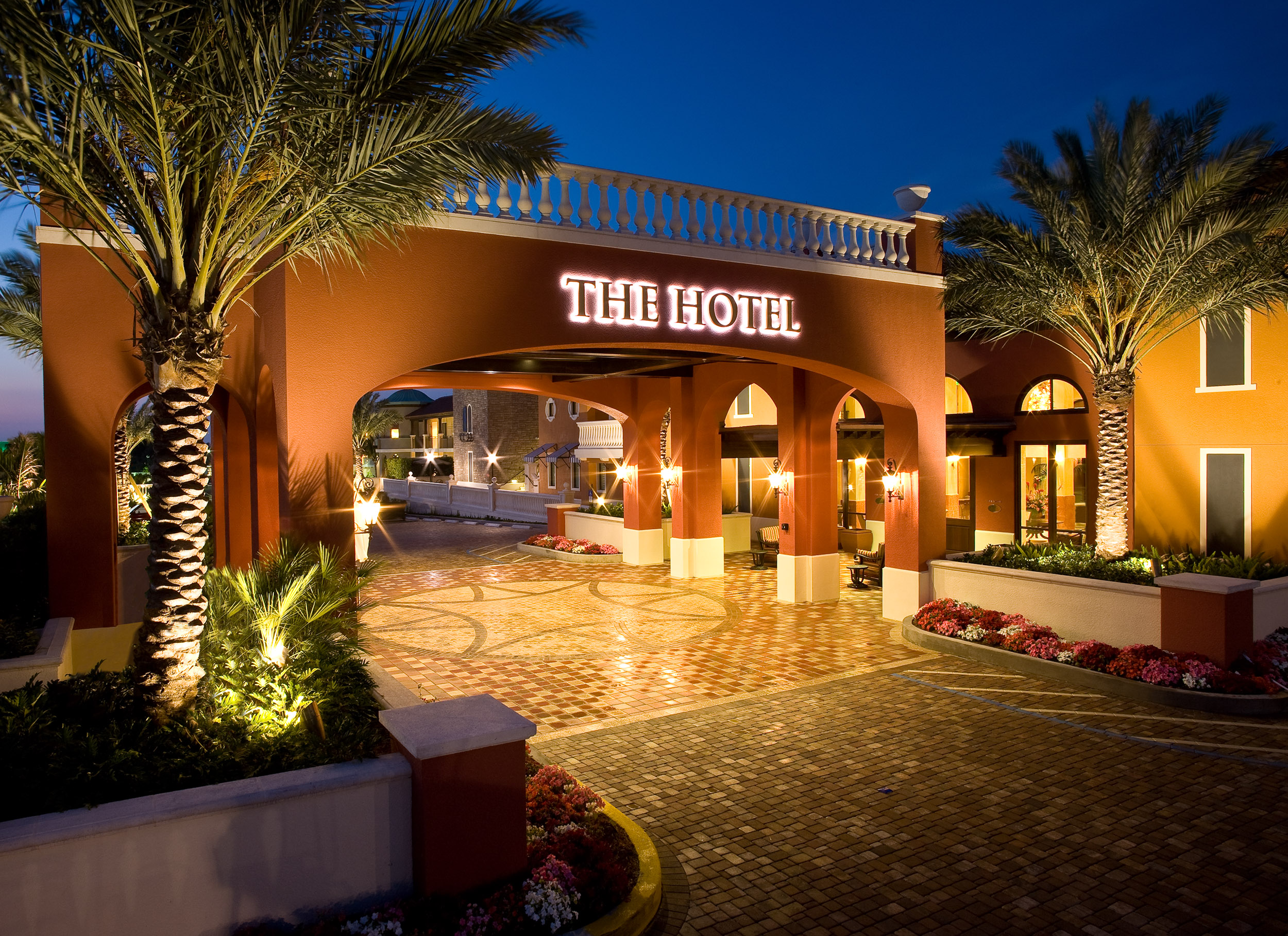 Naples Bay Resort - The Hotel