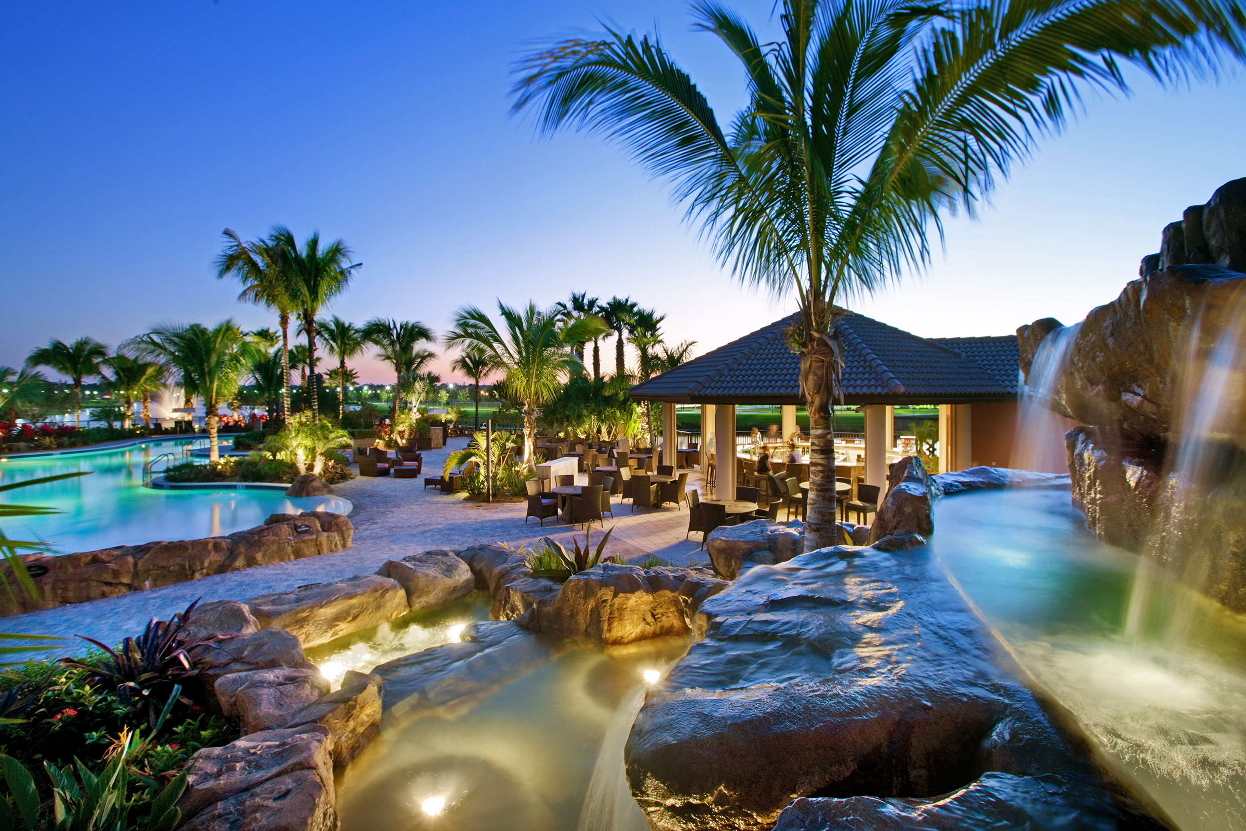 Paseo Community Clubhouse & Pool