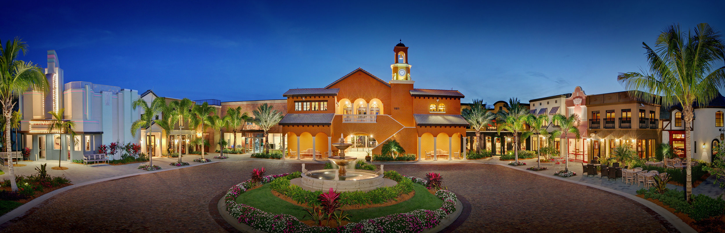 Ole and Paseo Clubhouse