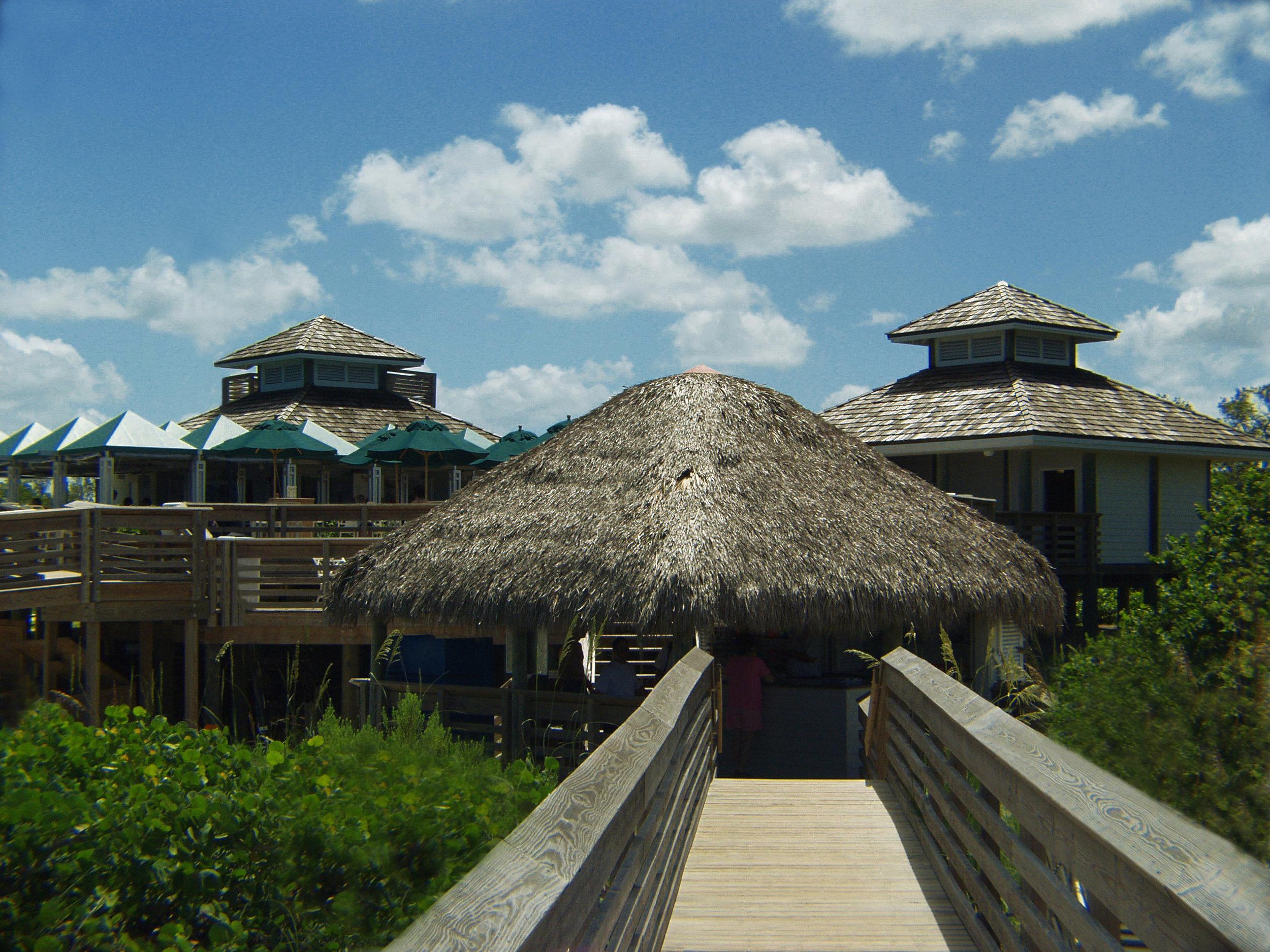 Clam Pass Beach Pavilion
