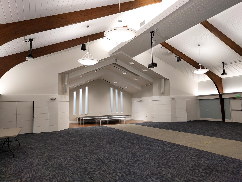 McSpadden Hall at Naples United Church of Christ