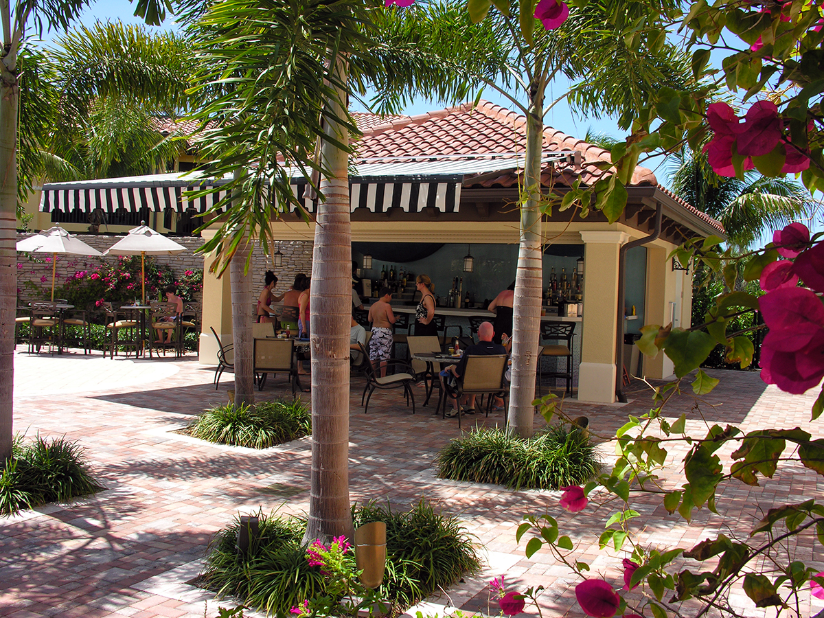 Blue Water Grill at Naples Bay Resort