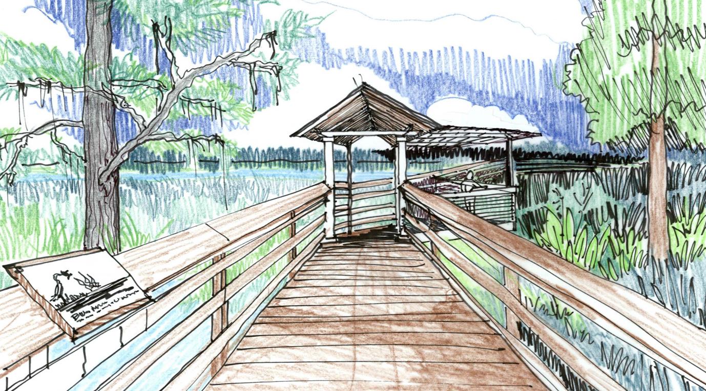 The Bridges at Gordon River