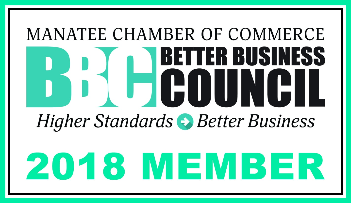 Better Business Council - Since 2018 Crystal Clean Green Cleaning has been a member of the Manatee Chamber of Commerce and the Better Business Council. The membership entails of a public promise to uphold highest standards and ethics in all lines of business operations