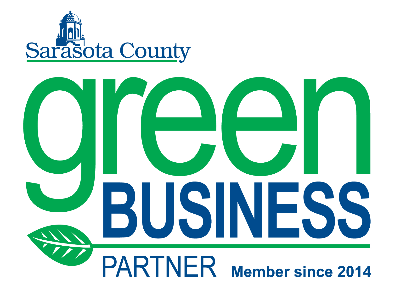 Sarasota County Green Business - Establishing our partnership in 2014, Crystal Clean Green Cleaning has maintained and improved its business standards. The SCGBP has recently been transferred to, and being managed by, USF.