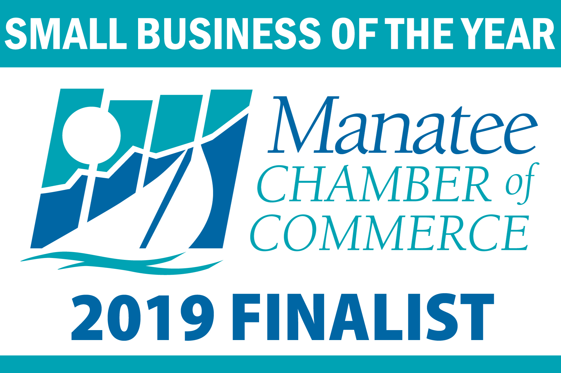 Finalist - Small Business of the Year - The awards ceremony will take place late August.We are honored and humbled to have even been nominated.A huge THANK YOU to all who support our family business!