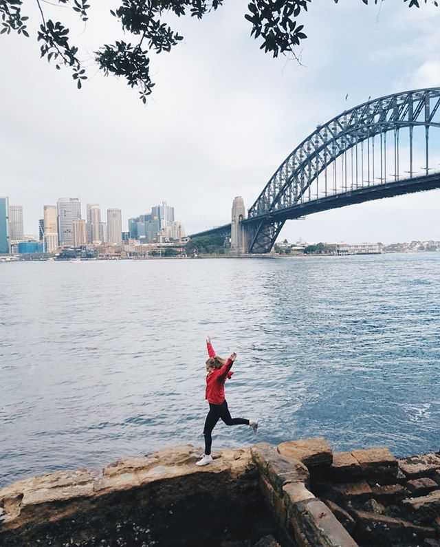 """It's about the people you meet, that make a place."" - Cara, Sydney, Spring 2018  pc: @cara.elle  #annenbergabroad #ascj #usc #travel #studyabroad #sydney #australia #wanderlust"