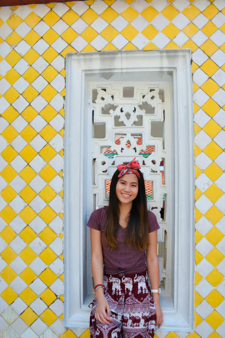 Grace Martinez - is a sophomore studying Public Relations who was born in China but raised in Koreatown, Los Angeles. She is interested in digital marketing, specifically in the industries of technology, music. entertainment and fashion/beauty, but also finds issue regarding politics and social justice interesting. She hopes to combine her skills in design with her interest in technology to create impactful campaigns