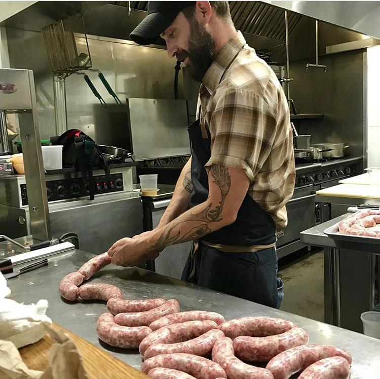 Josiah McGaughey - Owner/Exec Chef