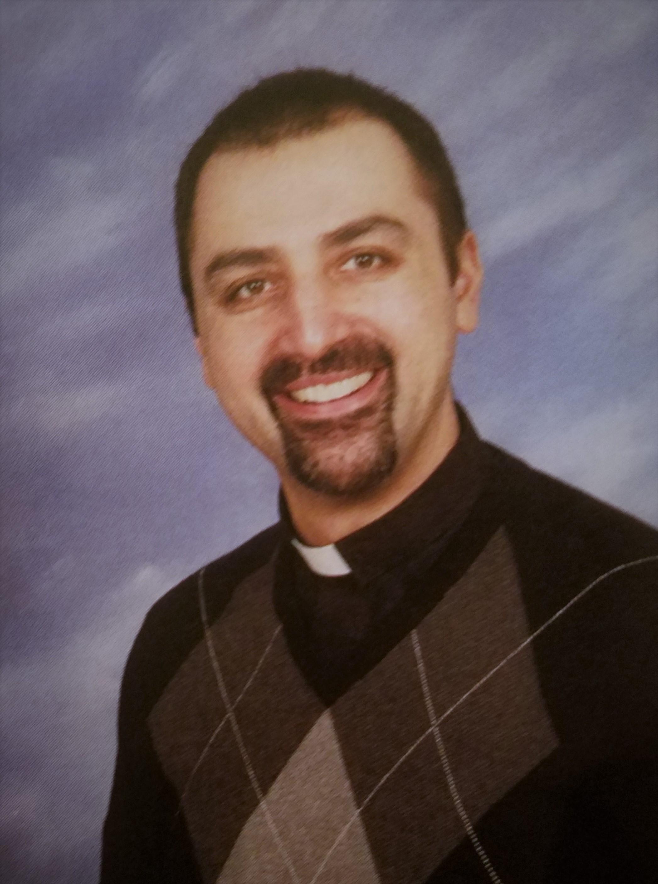 Father Bryan Dolejsi